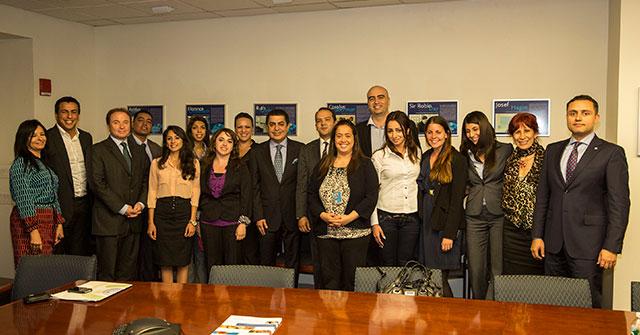 2013 MENA Fellows