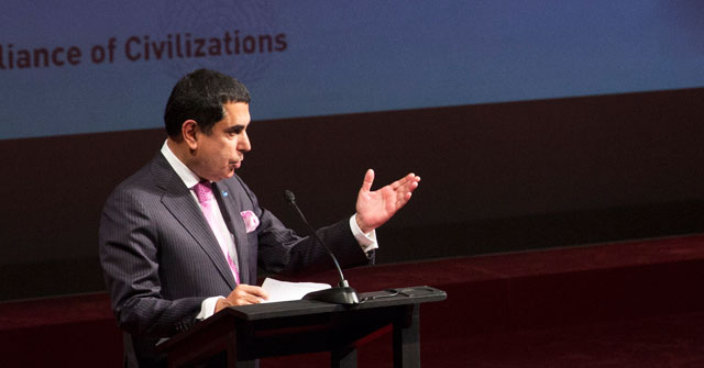 Remarks By H.E. Nassir Abdulaziz Al-Nasser The High-Representative for the UN Alliance of Civilizations At The Intercultural Innovation Award Ceremony