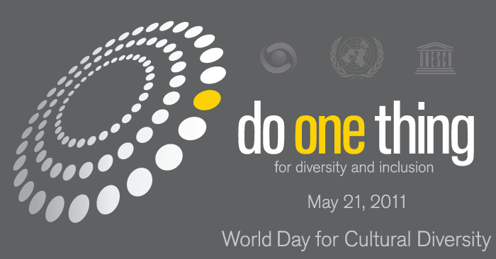 International Day for Cultural Diversity for Dialogue and Development
