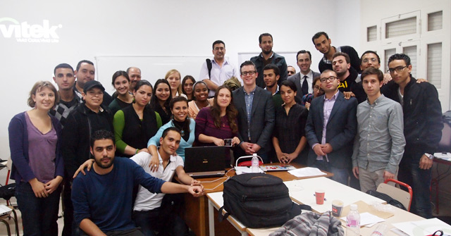 Google and UNAOC join forces to hold Tunisia's first 1-day digital journalism training