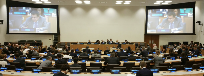 H.E. Al-Nasser's Remarks at the Ministerial Meeting on Youth, Peace and Security