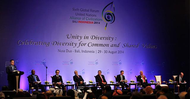 High Representative Al-Nasser Opening Statement at Bali Forum