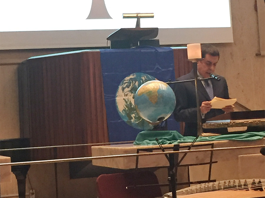 Al-Nasser Remarks at the Interfaith Harmony Week Event