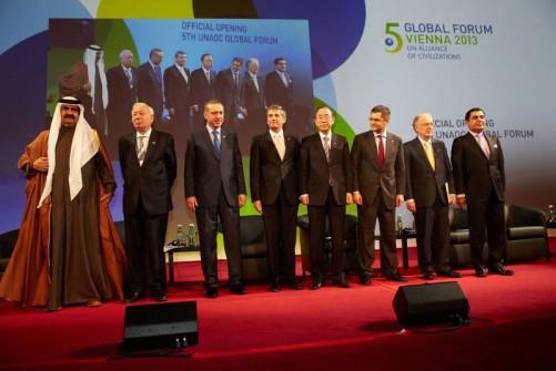 Guérir l'Afrique et le Moyen Orient, pour harmoniser le monde