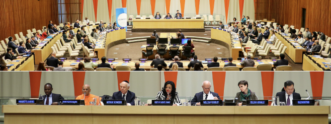 UNAOC High Representative's Remarks at the UN Security Council Arria Formula Meeting on 'Religious Leaders for a Safe World'