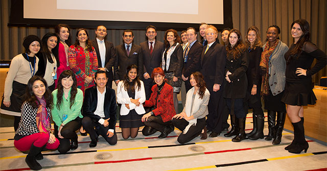 """The UNAOC High Representative for Convenes an Informal Meeting on """"UNITY IN DIVERSITY – World Civil Society"""""""