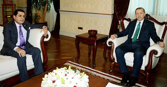 Prime Minister of Turkey Receives HR Al-Nasser in Ankara