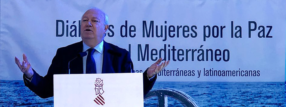 Mr. Moratinos' Remarks at the Alicante Dialogue of Women for Peace