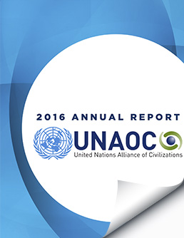 United Nations Alliance of Civilizations Annual Activity Report (2016, full layout version)