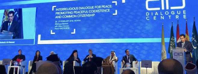 UNAOC High Representative's Remarks at the High Level Meeting on 'Interreligious Dialogue for Peace: Promoting Peaceful Co-existence and Common Citizenship'