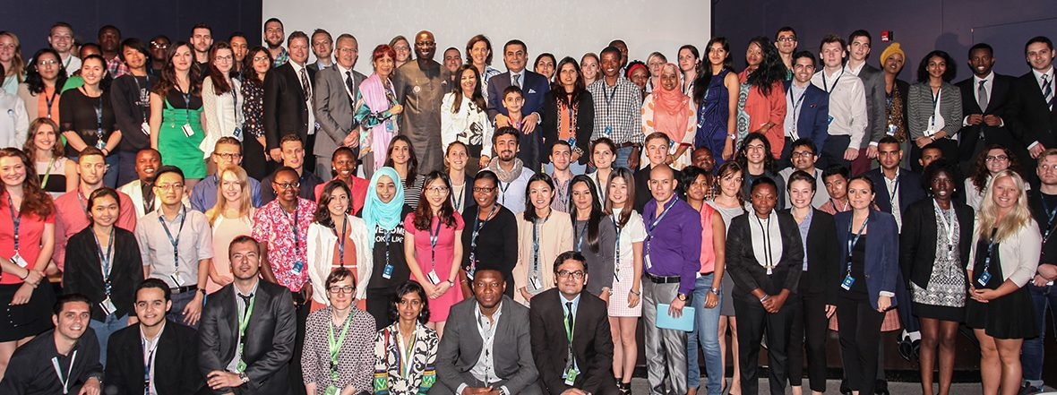 Al-Nasser Inaugurates UNAOC-EF Summer School 2015 in Tarrytown NY