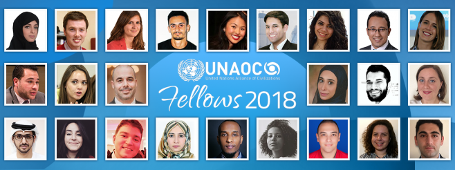UNAOC announces the selection of 24 participants for the new edition of its Fellowship Programme