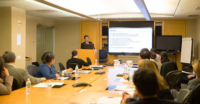 UNAOC Fellowship Alumni Consultation in New York City