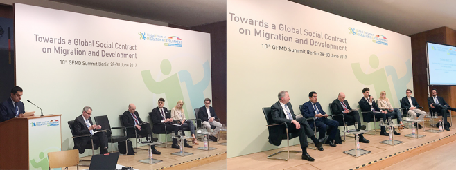 "Remarks by H.E. Al-Nasser at the UNAOC Side Event, ""Fostering Migrant Integration through Innovative Civil Society Actions"", at the 10th GFMD Summit"