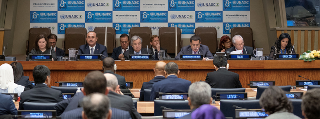 UNAOC High Representative's Statement at the Group of Friends Ministerial Meeting
