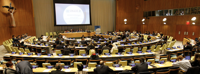 UNAOC Holds Group of Friends Ministerial Meeting