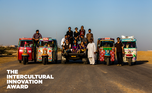 The Intercultural Innovation Award