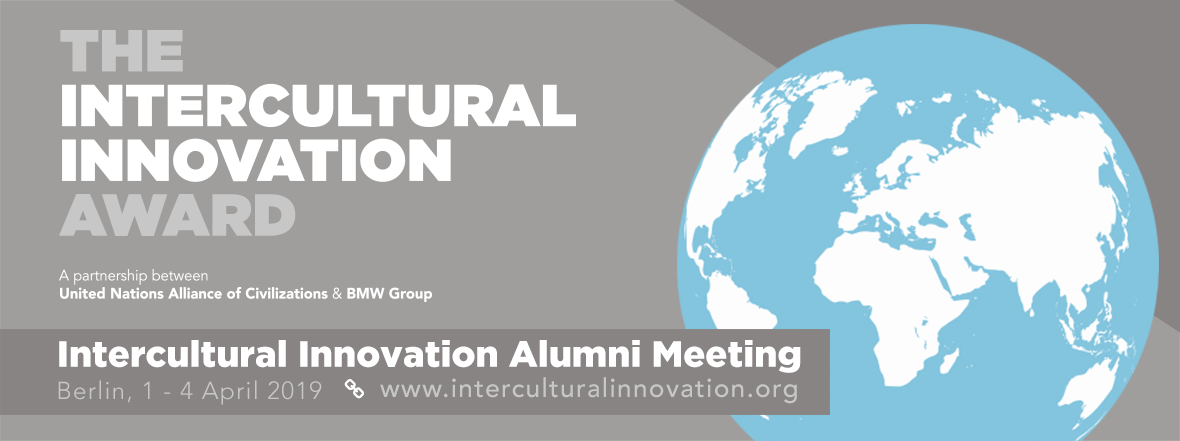 UNAOC and BMW Group Host Event in Berlin for Intercultural Innovation Award Alumni