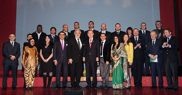 2013 Winners of the Intercultural Innovation Award