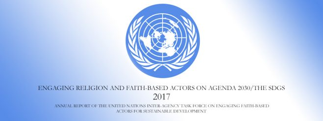 UN Task Force on Religion Releases 2017 Annual Report