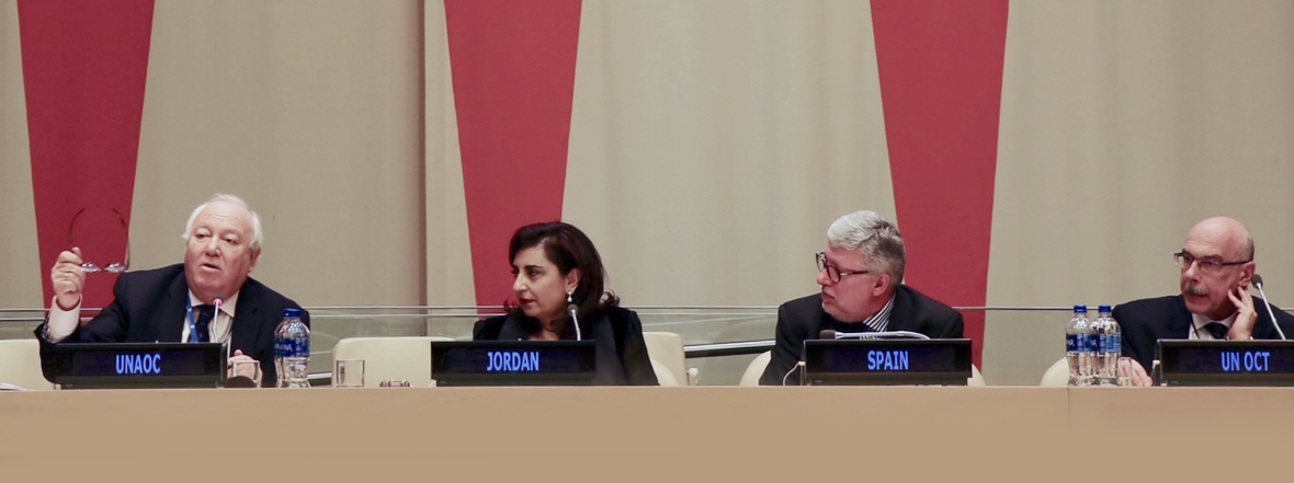 Mr. Moratinos' Remarks at the High-Level Meeting on Promoting Interfaith Pluralism and Understanding for Prevention: An Interactive Panel Celebrating the 2019 Interfaith Harmony Week
