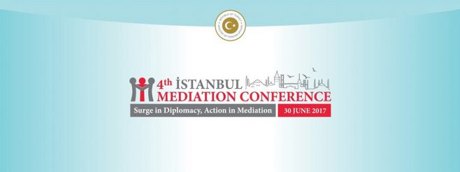 Remarks by H.E. Al-Nasser at the 4th Istanbul Mediation Conference