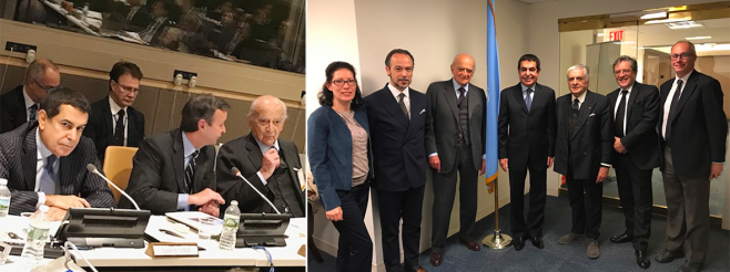 """H.E. Al-Nasser's Remarks at """"Italics as a Global Commonwealth"""" (UNHQ New York)"""