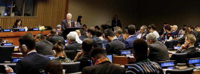 Media Advisory: New High Representative for UNAOC Miguel Moratinos to Participate in Noon Briefing