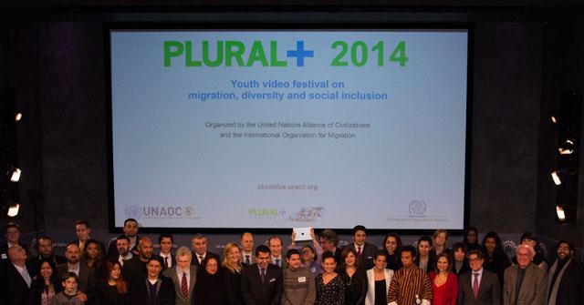 UNAOC and IOM Announce Plural+ 2014 Award Winners