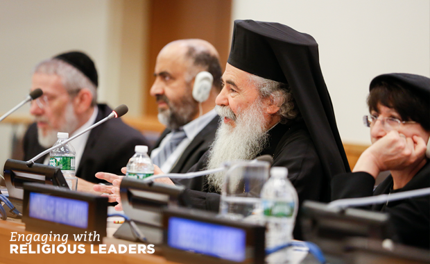 Engaging with Religious Leaders