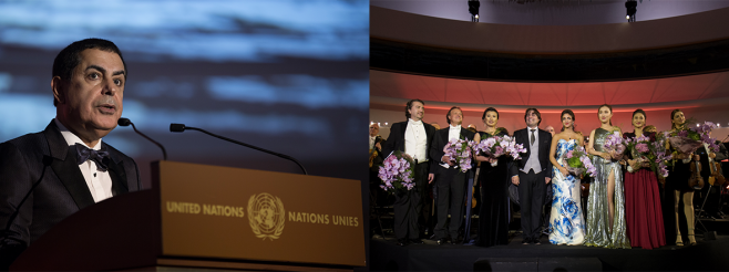 H.E. Al-Nasser's Remarks at the Silk Road Concert – United Nations Office at Geneva