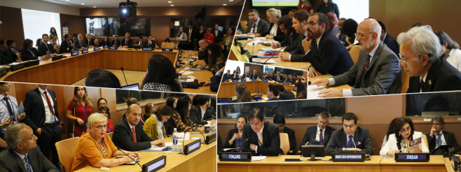 UNAOC High Representative's Remarks at the Side Event in the margins of the High-level Conference on Counter-Terrorism
