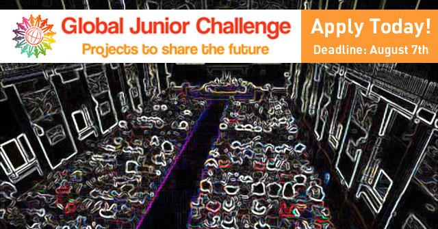 Global Junior Challenge Application Deadline August 7th