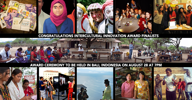 BMW Group And United Nations Alliance Of Civilizations Announce Finalists For The 2014 Intercultural Innovation Award
