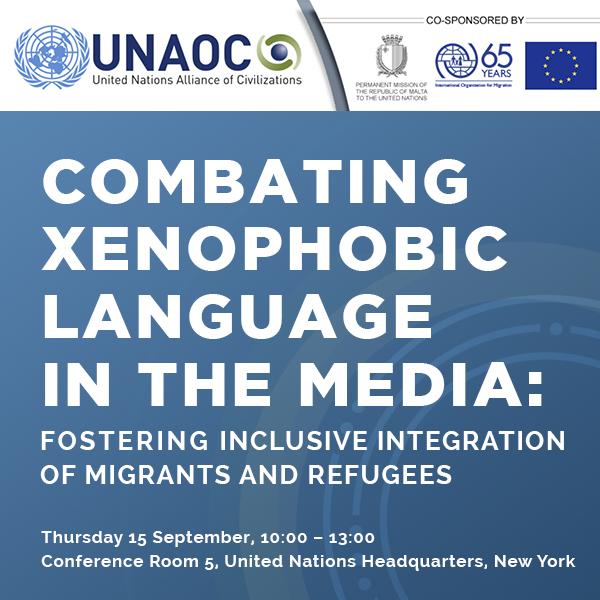 International Dialogue on Hate Speech in the Media | UNAOC
