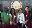 YSF recipients at UNECA