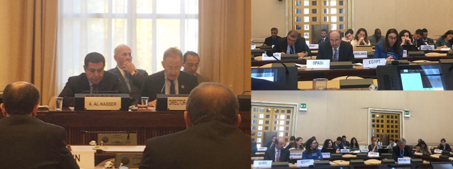 Executive Briefing by the UNAOC High Representative at UNOG